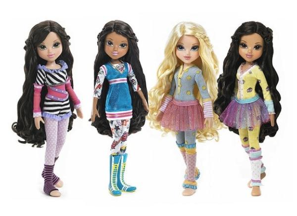Современные куклы для девочек
