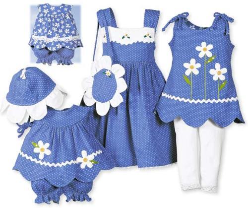 Удобная одежда для детского сада
