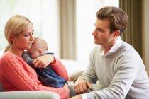 Взаимоотношения молодых родителей