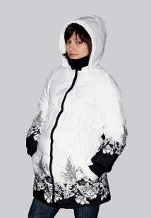 Фото зимней куртки для беременных