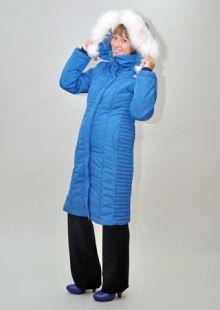 Куртка для беременной зимняя