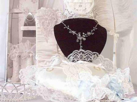 Как подобрать аксессуары для свадебного платья