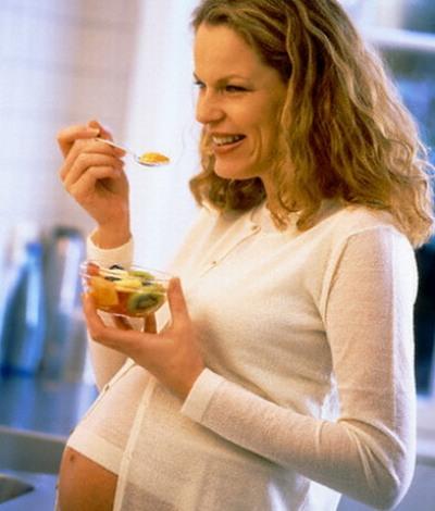 Десерт для беременной