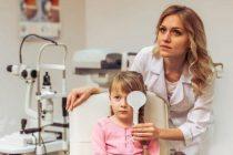 Диагностика зрения детей