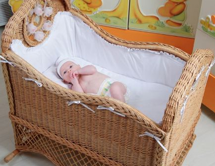 Где должен спать новорожденный