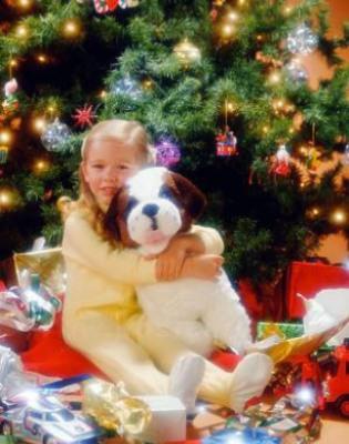 Хороший новогодний праздник для детей