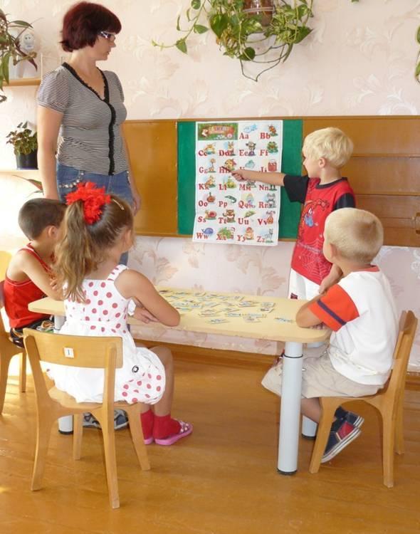 Иностранный язык для дошкольников