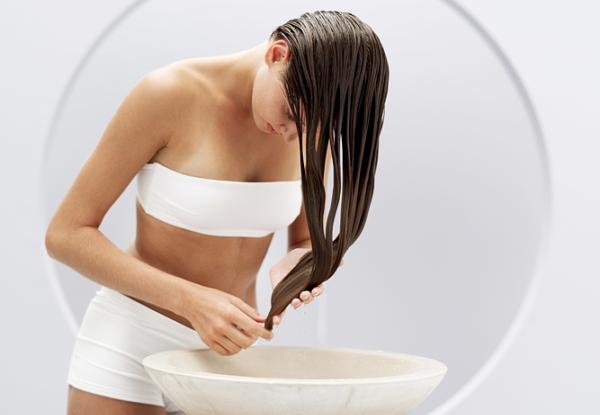 Как девушки ухаживают за волосами