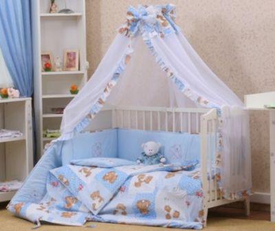 Как обустроить детскую кровать