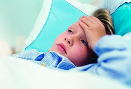Как определить, что ребенок заболел