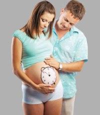 Как самостоятельно определить дату родов
