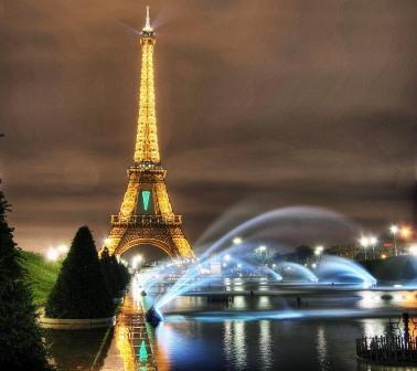 Новогодний отдых во Франции