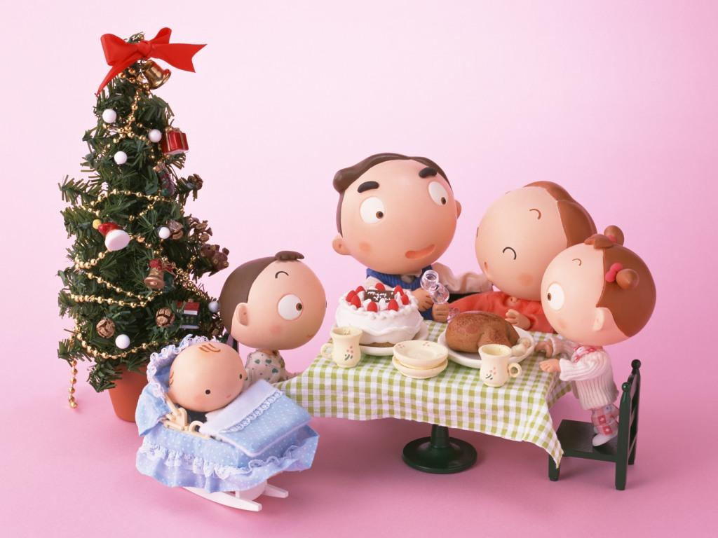 Новогодние блюда для всей семьи