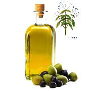 Маска из оливкового масла и хны
