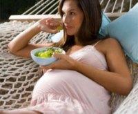 Праздничное меню для беременной