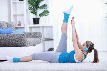 Самостоятельные занятия фитнесом дома