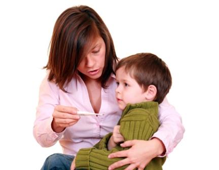 Симптомы ОРВИ у ребенка