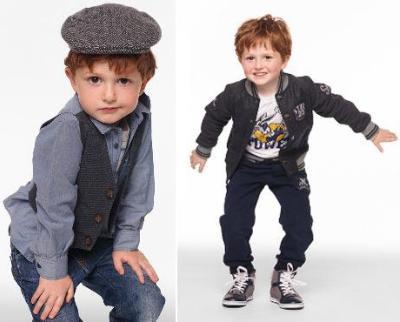Весенняя мода для мальчиков