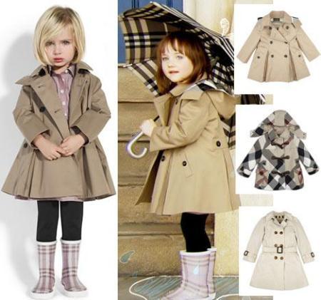 Модные весенние детские вещи