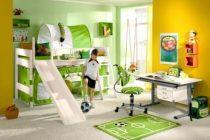 Детская мебель для активного дня и спокойной ночи