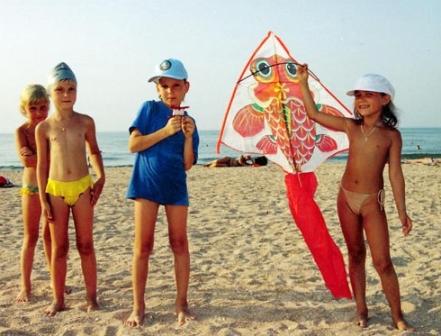 Интересный отдых на Черном море