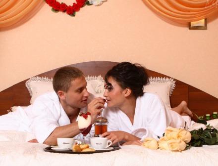 Как организовать романтический вечер