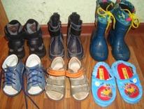 Как выбирать весеннюю обувь ребенку