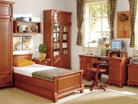 Как выбрать мебель для небольшой детской