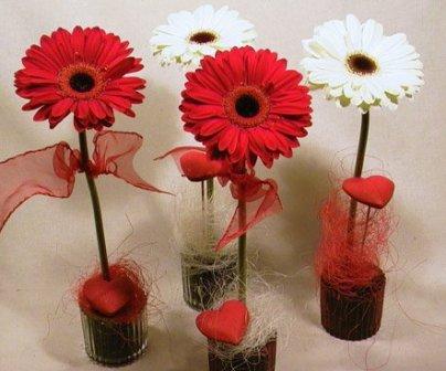 Какие цветы подарить на День Святого Валентина?