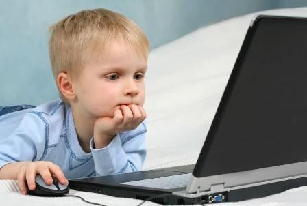 О пользе компьютера в развитии ребенка