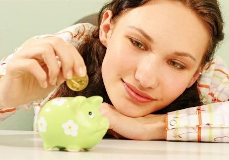 Почему женщине не хватает денег