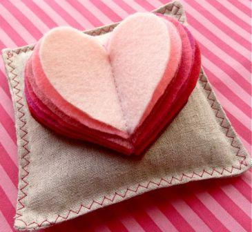 Романтический подарок на День Святого Валентина