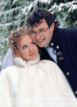 Свадьба в зимнее время года
