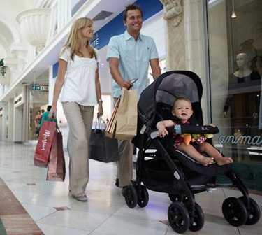 Выбираем коляску для своего ребенка
