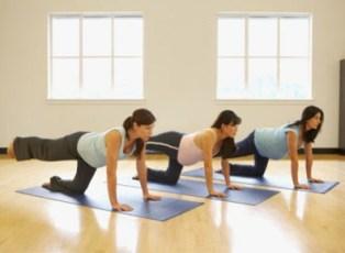 Занятия спортом и беременность
