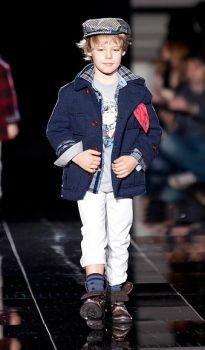 Весенняя детская мода