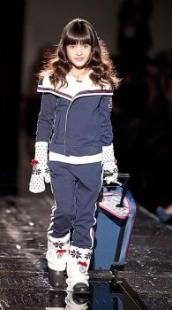 Детская мода - весна 2012