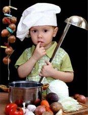 Детское творчество на маминой кухне