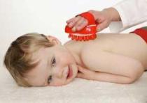 Когда ребенку требуется массаж