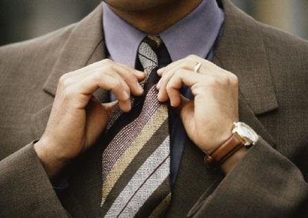 Разговор о мужском галстуке