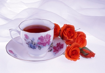 Романтическое утро 14 февраля