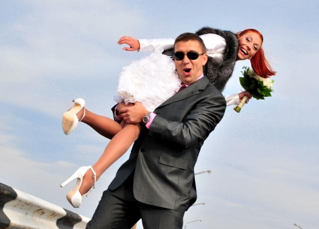 Подготовка к свадьбе - сценарий выкупа невесты