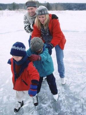 Семейный досуг для здоровья детей
