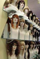 Современная мода на парики