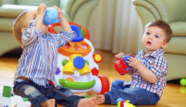 Немного о безопасности игрушек для детей