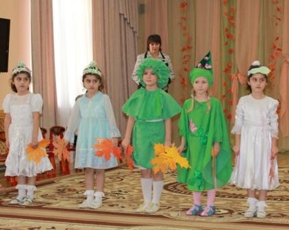 Детский праздник для дошкольников