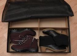 Сохраняем зимнюю обувь до следующего сезона