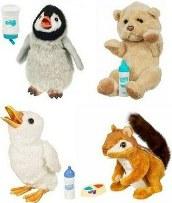 Современные игрушки - интерактивные животные Hasbro