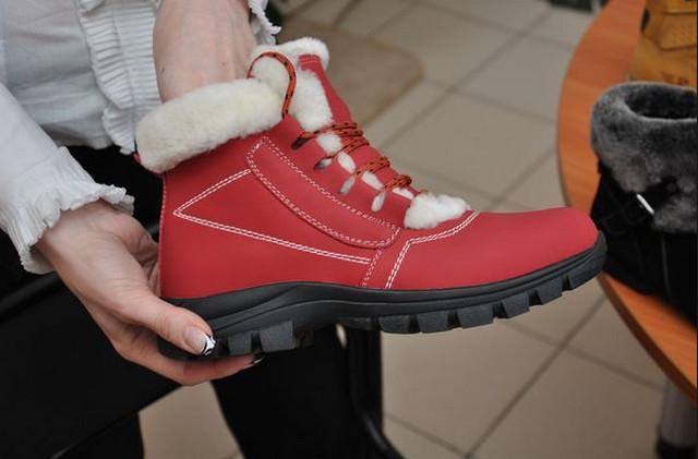 Храним зимнюю обувь правильно
