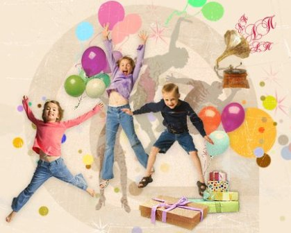 Как сделать детский праздник интересным